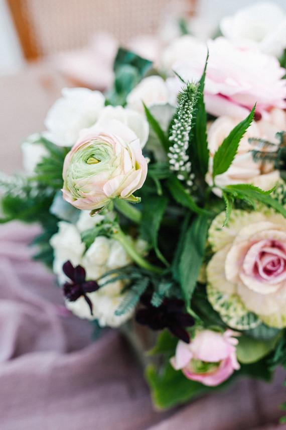 Pink florals