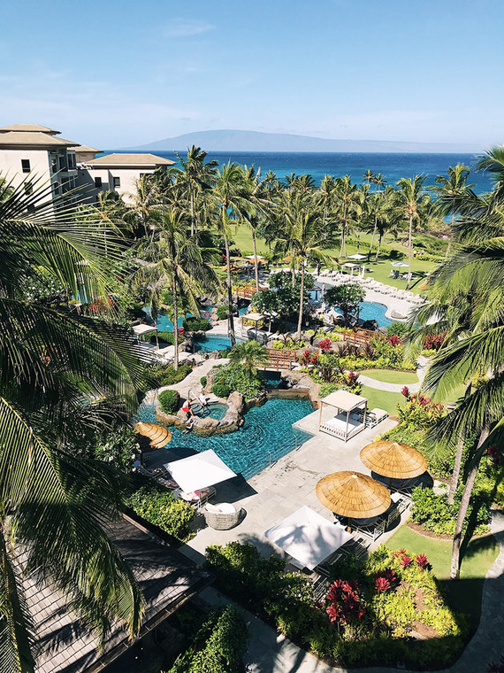 Wedding, elopement and honeymoon destination: Montage Kapalua in Maui