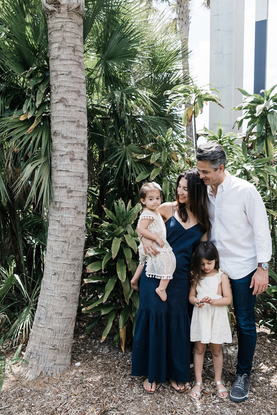 Miami family photos