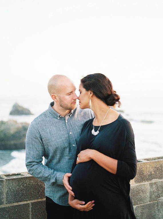 San Francisco maternity photos