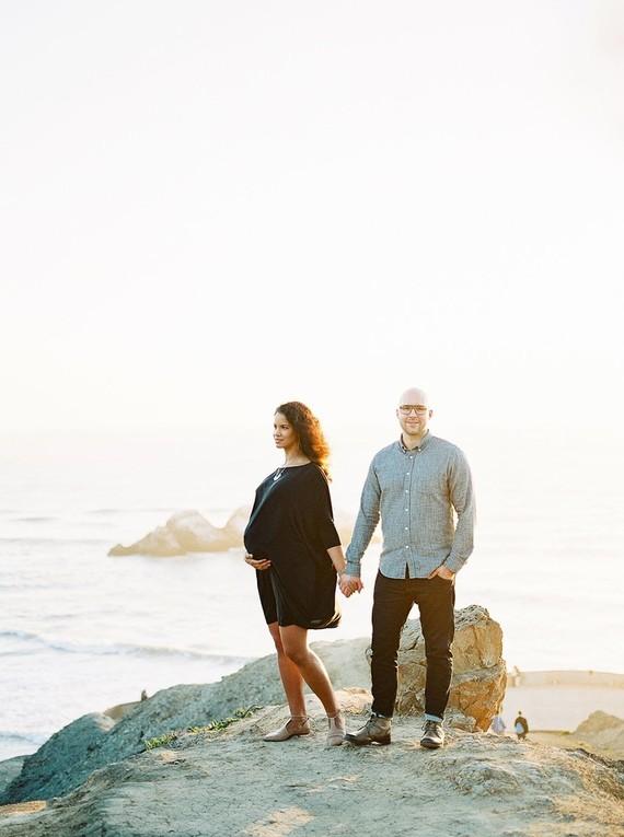 San Francisco maternity photos