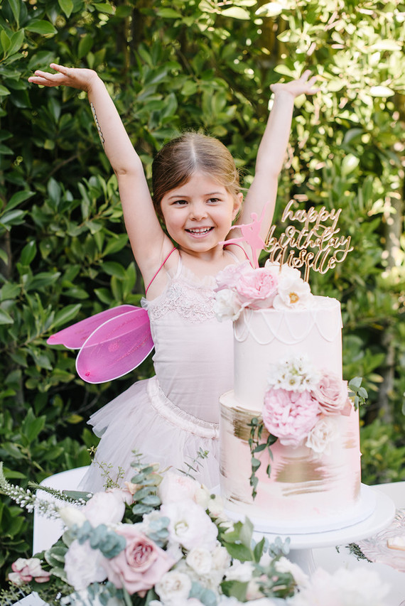 Ballerina 5th birthday