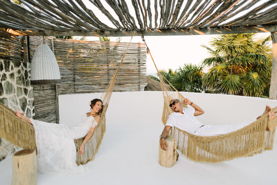 Tropical all white wedding in tulum mexico tropical wedding rustic tropical all white wedding in tulum junglespirit Choice Image