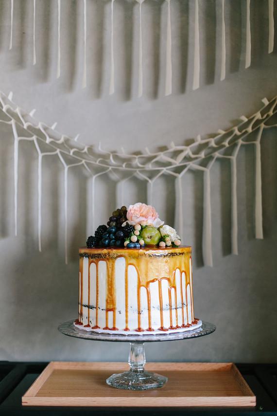 drip cake by Sheila Mae
