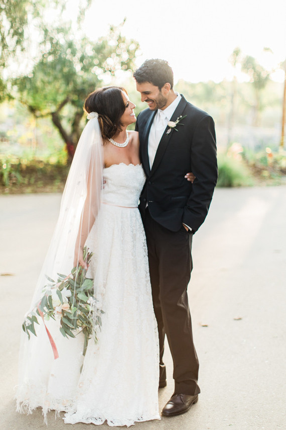 romantic garden wedding inspiration