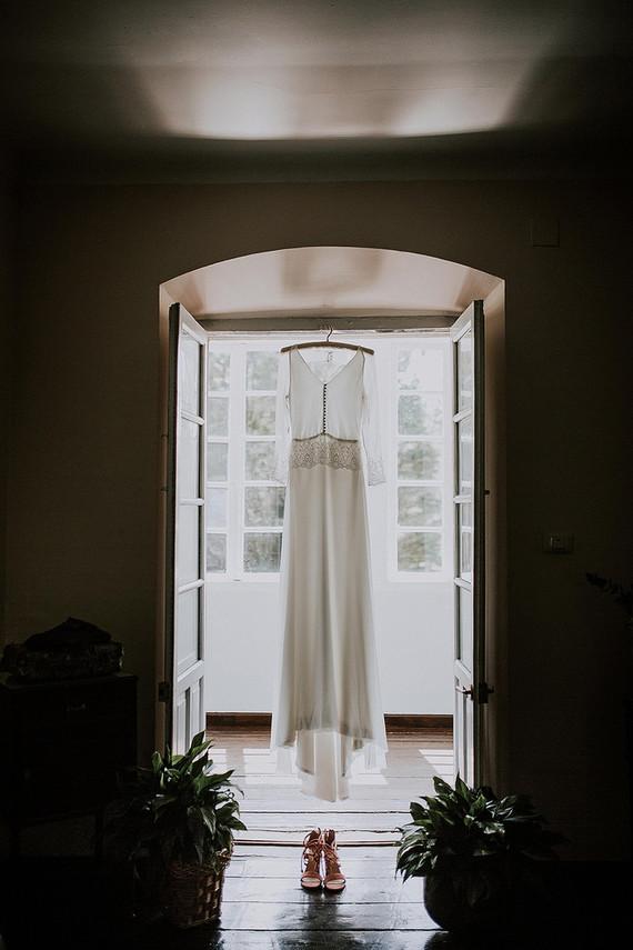 Oh Que Luna wedding dress