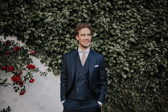 groom fashion from Spain