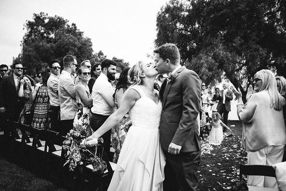 Fiesta chic wedding in Palos Verdes
