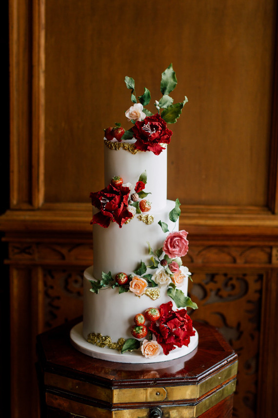 fake wedding cakes northern ireland luttrelstown castle wedding in dublin european wedding 14138