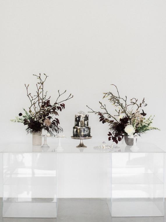All white bohemian wedding ideas