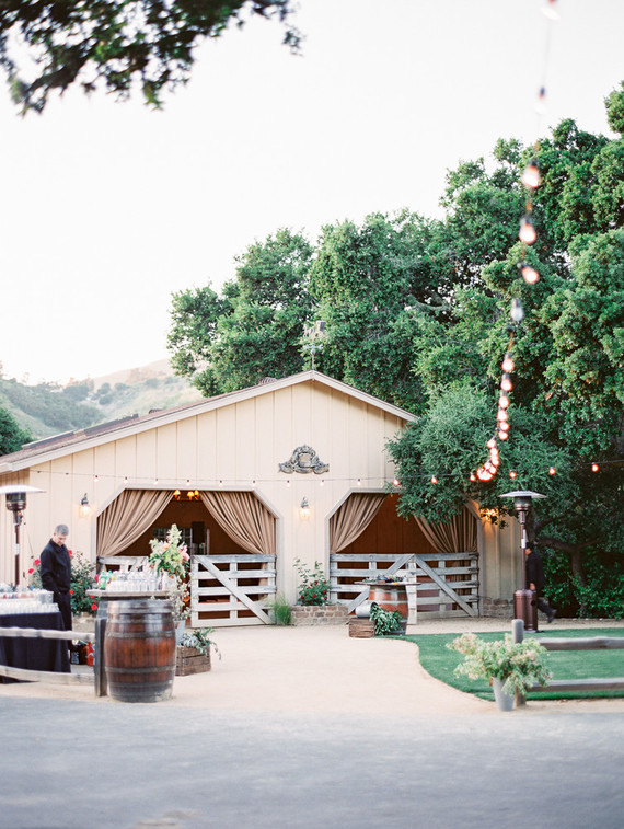 Holman ranch wedding venue