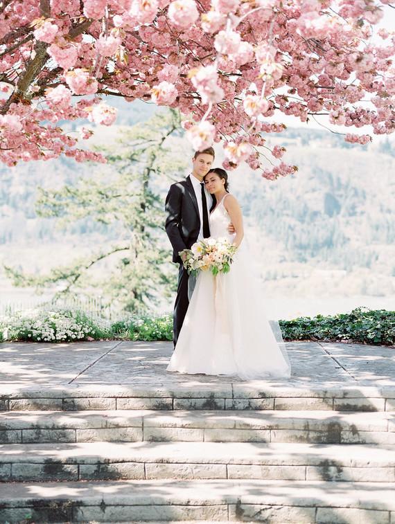 Columbia Gorge hotel wedding ideas