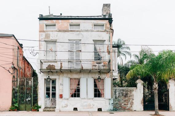 New Orleans wedding venue: Race + Religious
