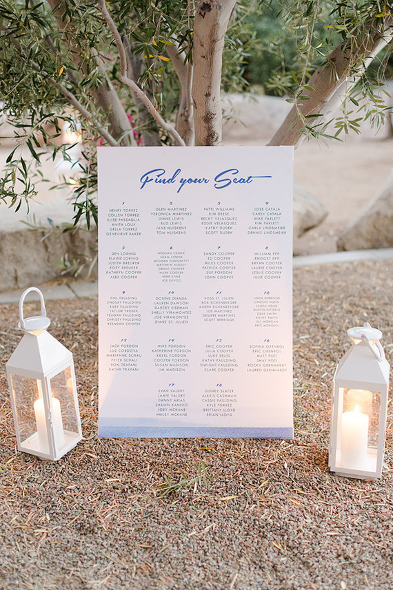 Bougainvillea-inspired wedding at Ace Hotel Palm Springs