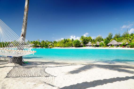 Le Meridien Bora Bora honeymoon destination