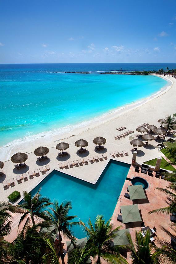 Westin Cancun honeymoon destination
