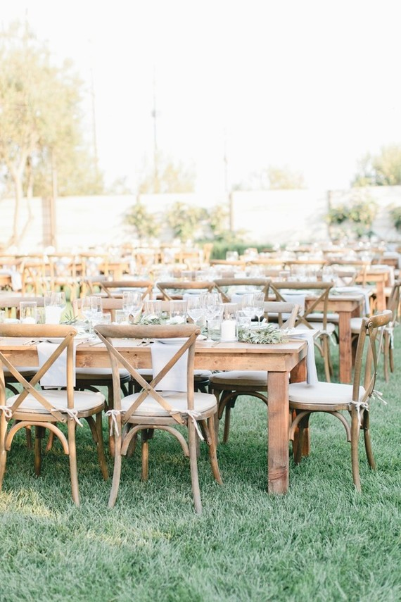White olive ranch wedding in San Luis Obispo