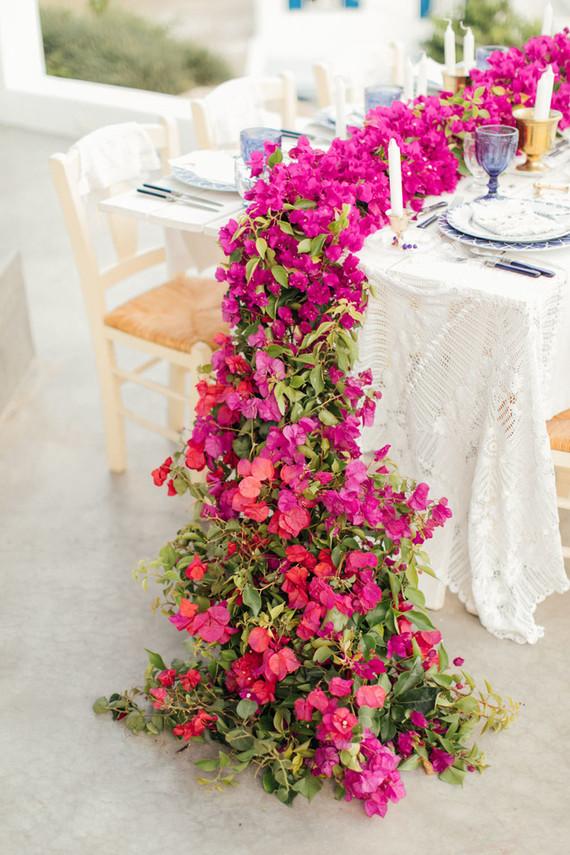 Boho Grecian wedding editorial