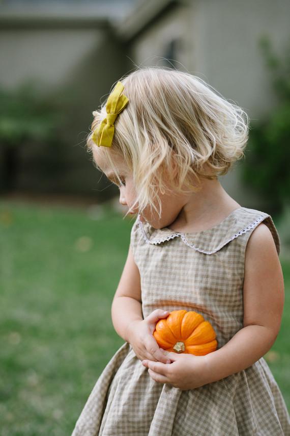 Pumpkin patch second birthday