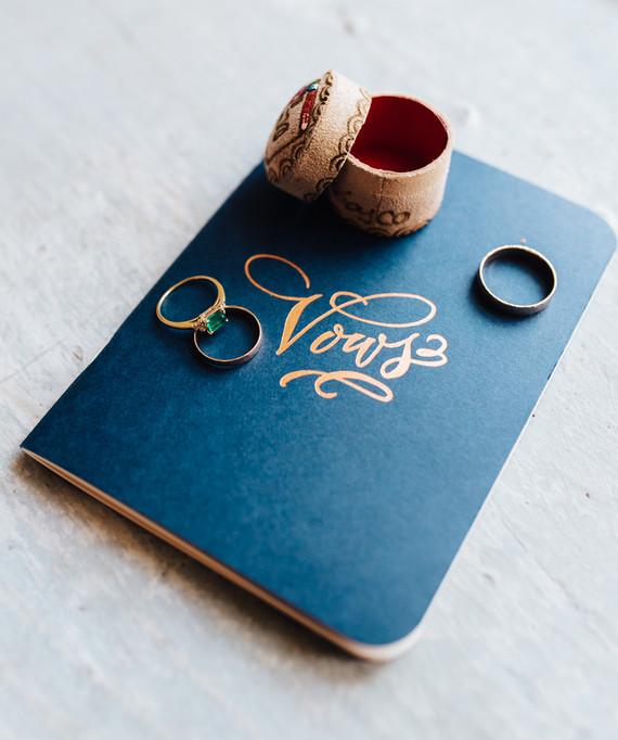 Vows book