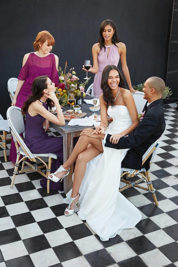 Palihouse west hollywood wedding