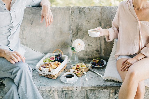 Breakfast elopement