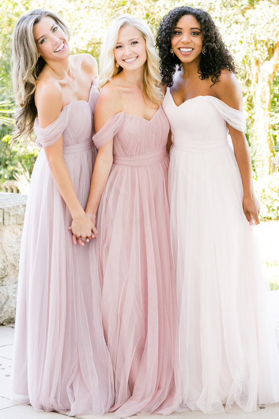 Convertible bridesmaid dresses by Revelry | Bridesmaid dresses | 100 ...