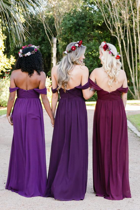 Revelry Convertible Bridesmaid dress
