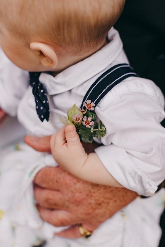 baby ring bearer