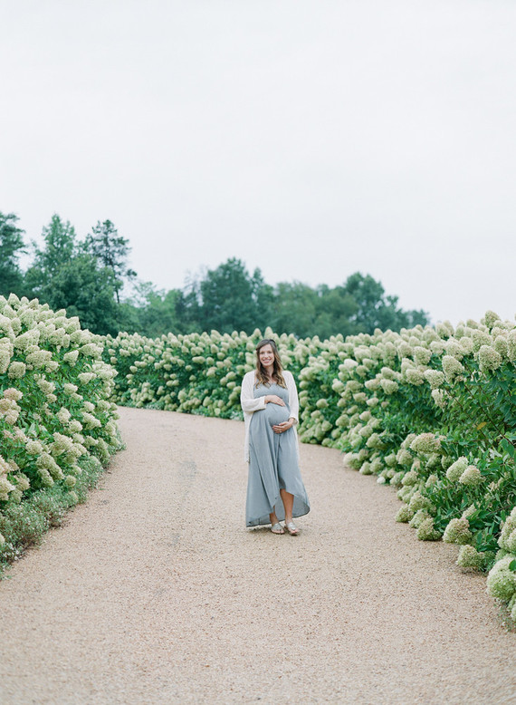 Pippin Hill Farm maternity photos