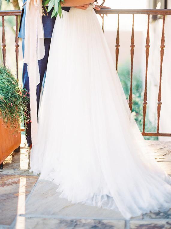 Romantic fall southwest wedding ideas in Scottsdale