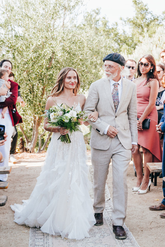 Stylish Malibu wedding on 100 Layer Cake Stylish Malibu wedding on 100 Layer Cake