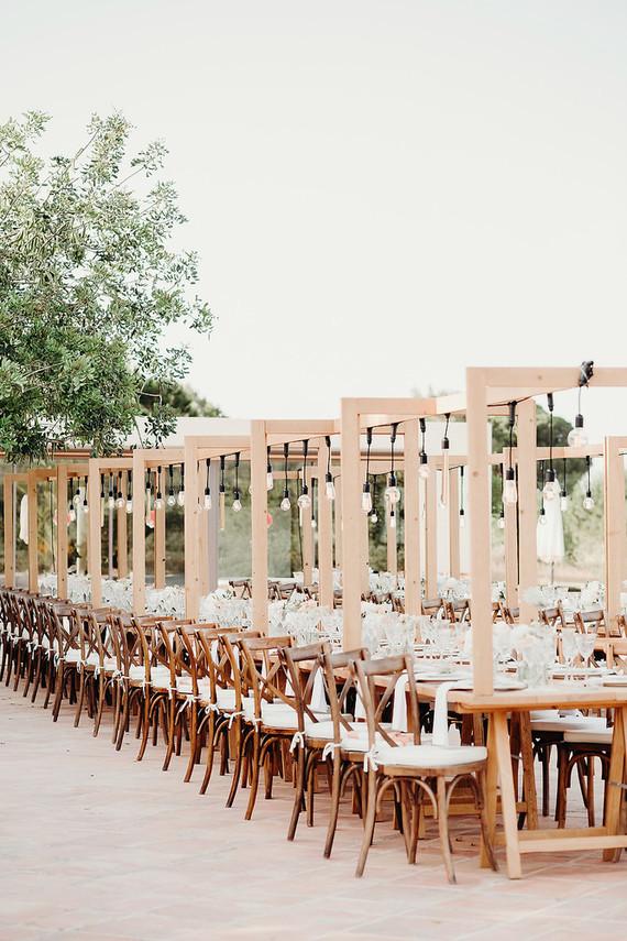 Chic summer destination wedding in Ibiza