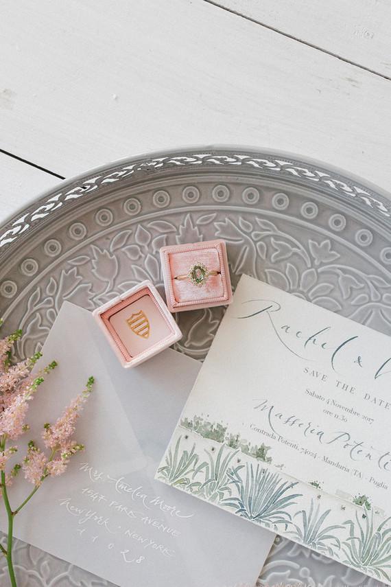 Spring wedding ideas in Apulia