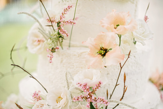 Elegant floral wedding at Sezincote in the Cotswolds