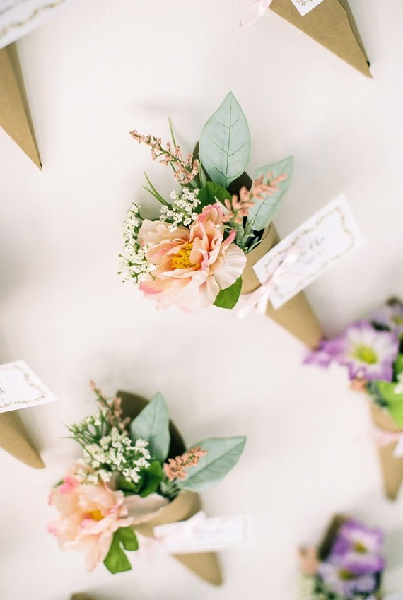 Floral feminine Korean first birthday party in Los Angeles