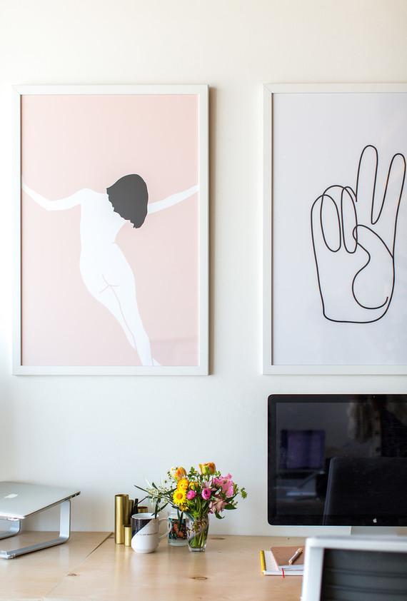 Chasing Paper prints
