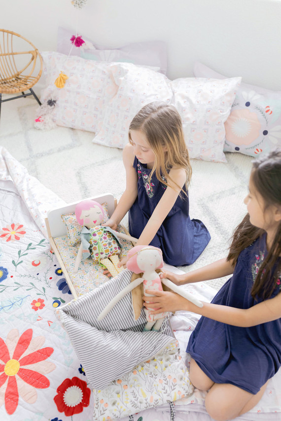 Girl's sleepover birthday party ideas