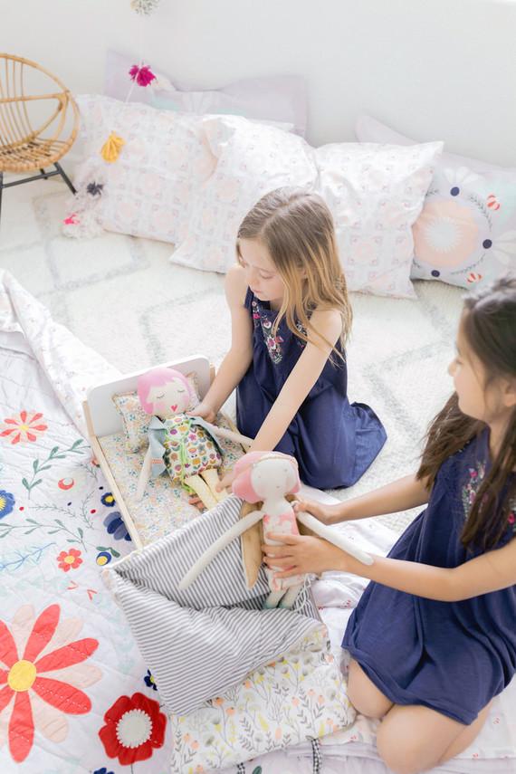 Girl's sleepover birthday party ideas