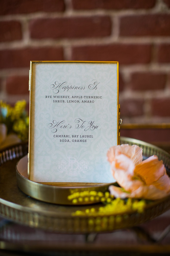 Whimsical Wes Anderson wedding ideas at the San Francisco Mint