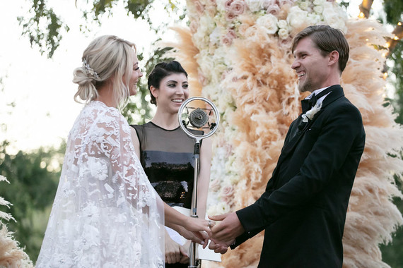 Kaley Cuoco's equestrian inspired ranch wedding in San Diego
