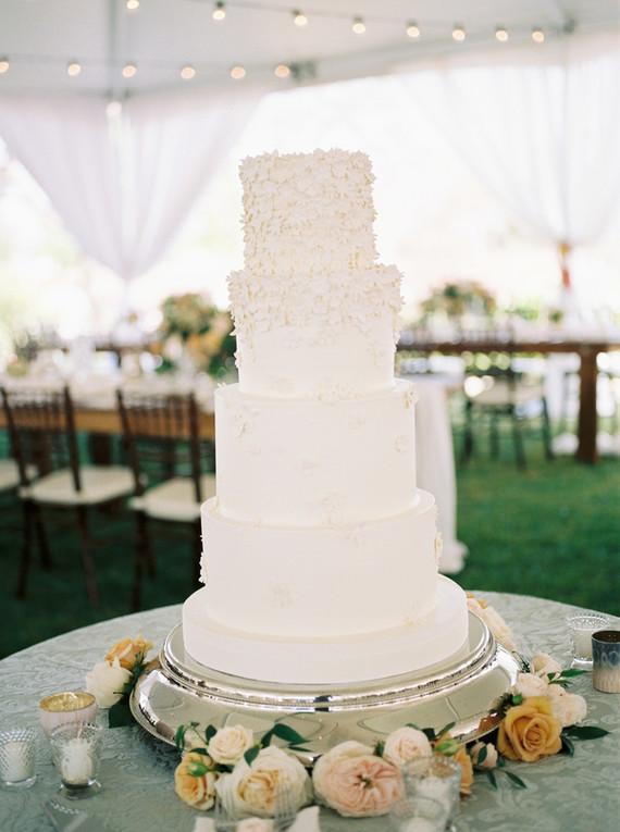 Elegant floral California wedding at The Inn at Rancho Santa Fe