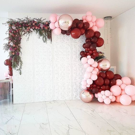 Balloon Decorations For Wedding Reception Ideas: 10 Balloon Arch Ideas For Your Wedding