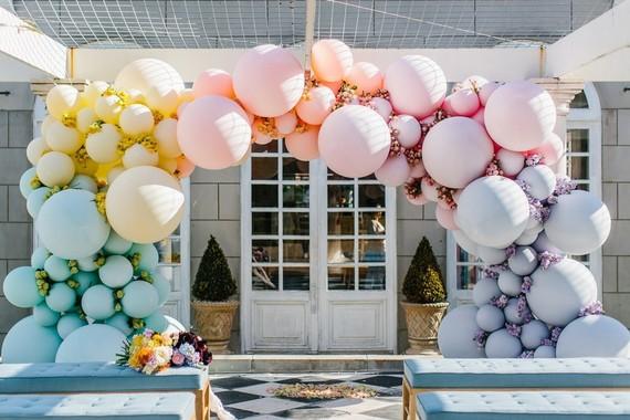 Balloon arch ideas for your wedding
