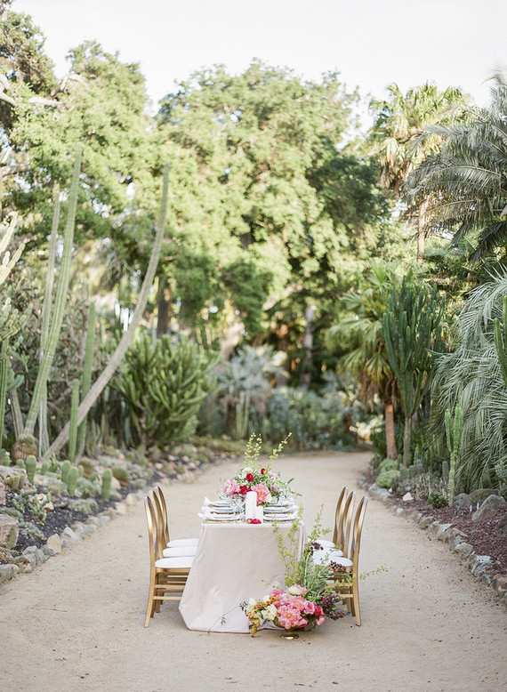 Elegant spring wedding ideas