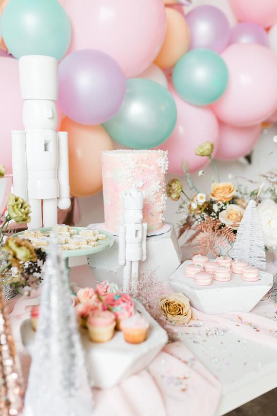 Magical sugar plum fairy party