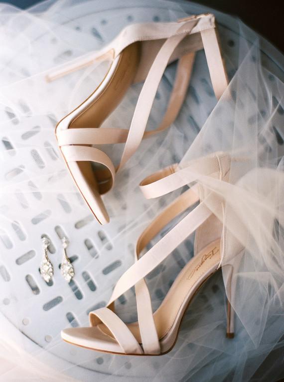 blush scrappy bridal shoes