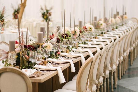 Ultra elegant, festive wedding at The Wintergarden in Rochester, NY