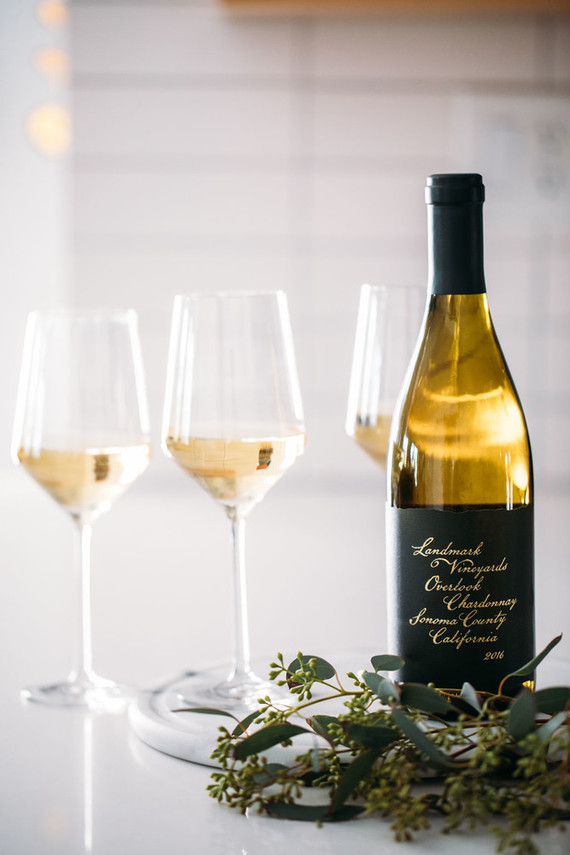 Landmark Vineyards wine