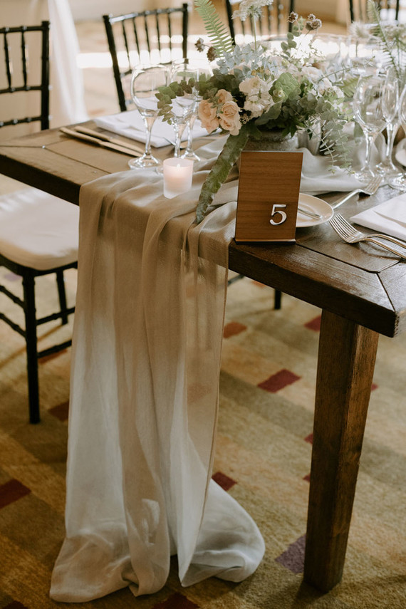 Organic same-sex wedding at Cavallo Point in San Francisco with the couple's children